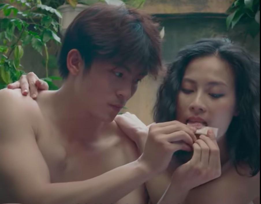 Ngoc Anh: 'Chong ung ho toi dong canh nong trong phim cua HBO' hinh anh 6