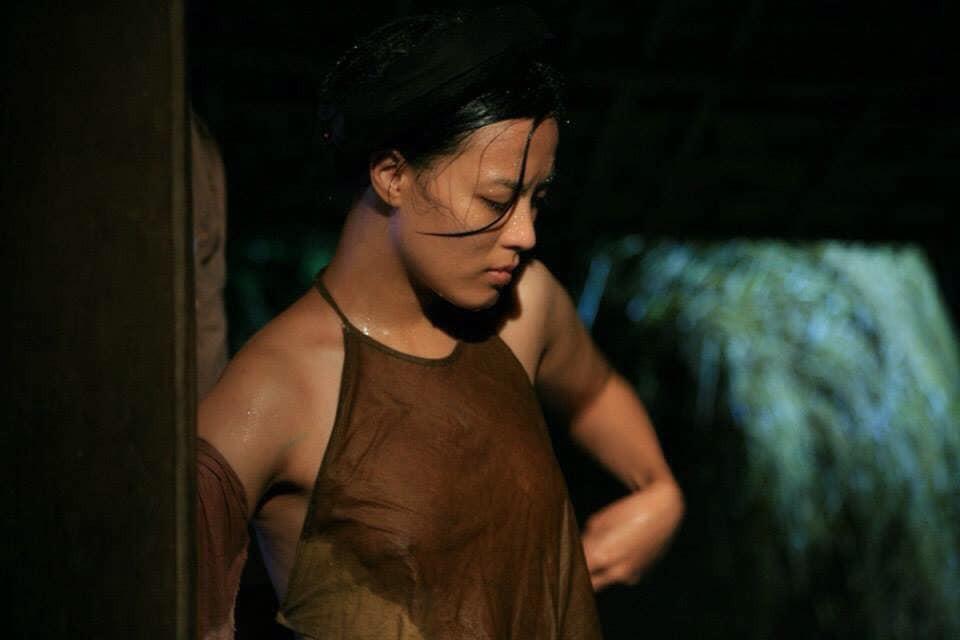 Ngoc Anh: 'Chong ung ho toi dong canh nong trong phim cua HBO' hinh anh 3