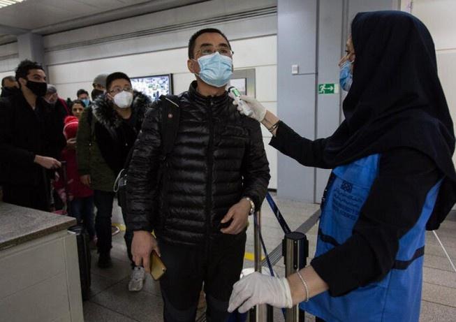 Cho ngoi tren may bay it co nguy co lay nhiem virus corona nhat hinh anh 1 TEHRAN_TIMES.jpg