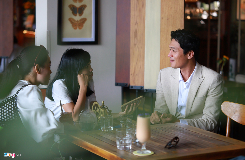 Quang Tuan: 'Am anh khi quay canh cuong hiep Thanh Tu va nhieu co gai' hinh anh 4