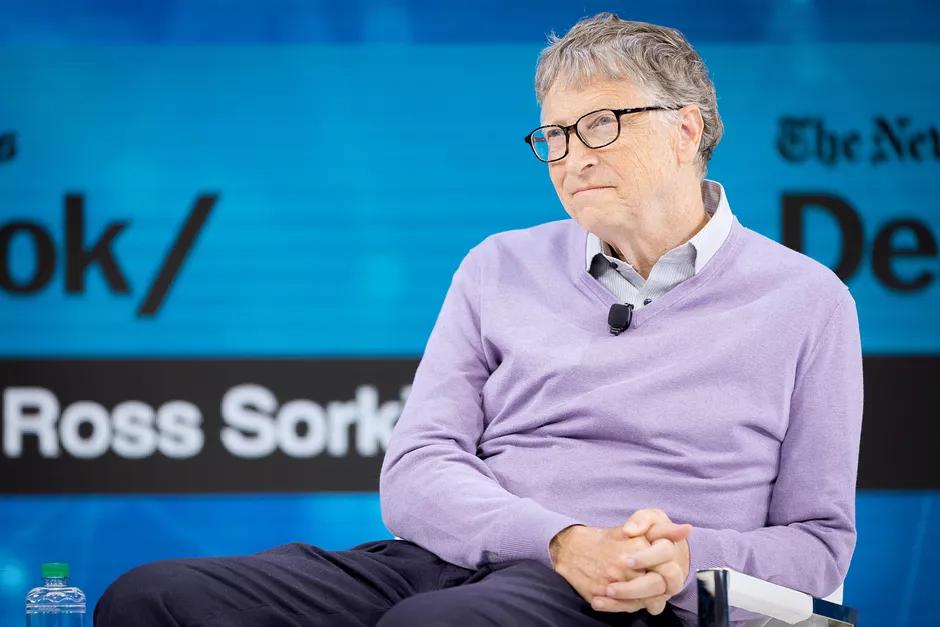 Bill Gates du doan ve dai dich Covid-19 anh 1