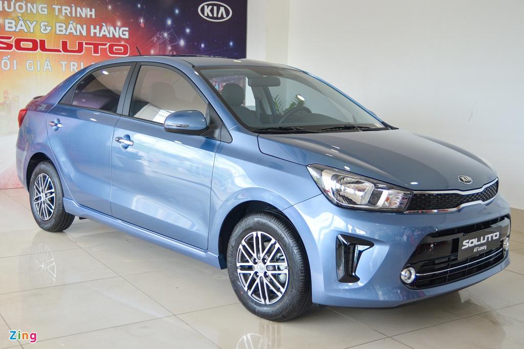 500 trieu dong chon Kia Soluto AT Luxury hay Toyota Vios 1.5E CVT? hinh anh 2 19_SolutoATLuxury_zing.jpg