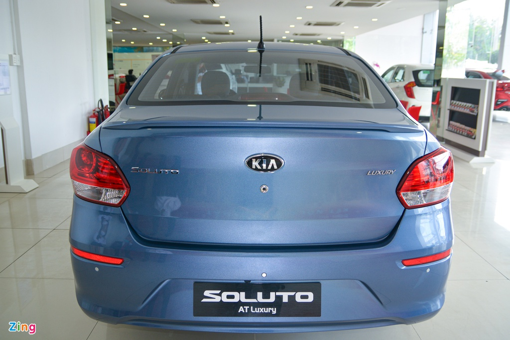 500 trieu dong chon Kia Soluto AT Luxury hay Toyota Vios 1.5E CVT? hinh anh 6 21_SolutoATLuxury_zing.jpg