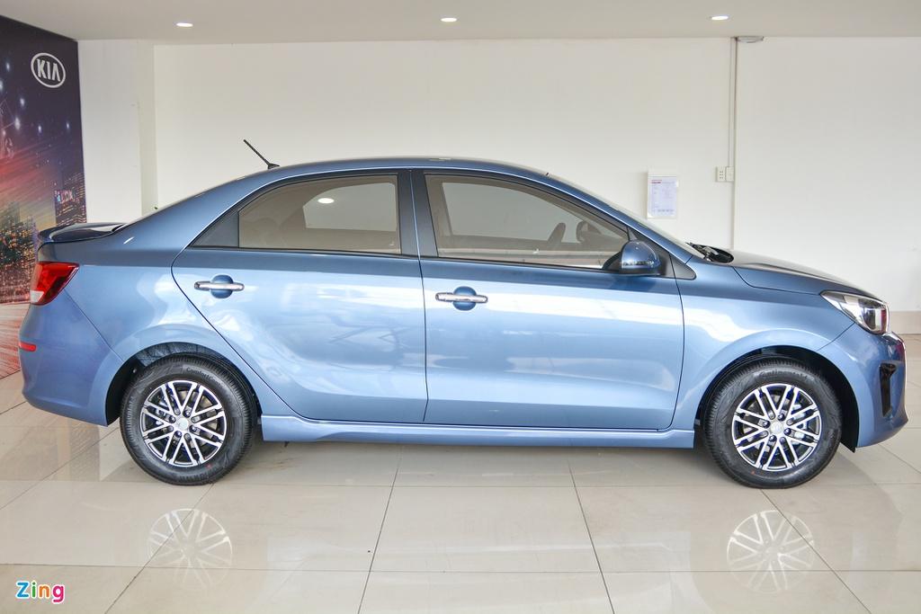 500 trieu dong chon Kia Soluto AT Luxury hay Toyota Vios 1.5E CVT? hinh anh 4 2_SolutoATLuxury_zing.jpg