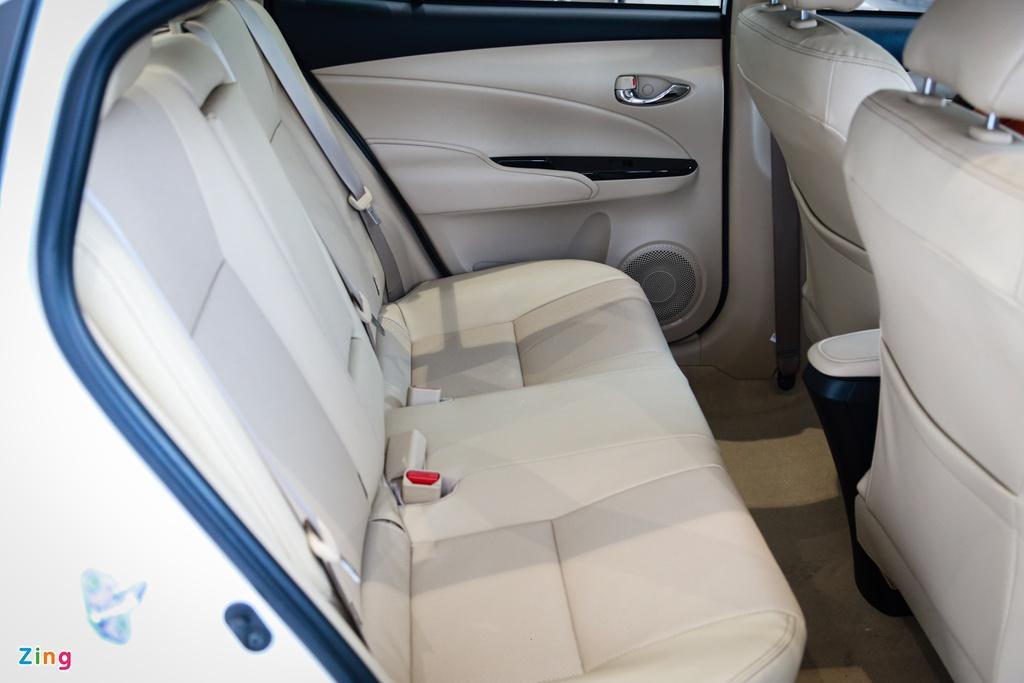 500 trieu dong chon Kia Soluto AT Luxury hay Toyota Vios 1.5E CVT? hinh anh 14 Vios_3_zing.jpg