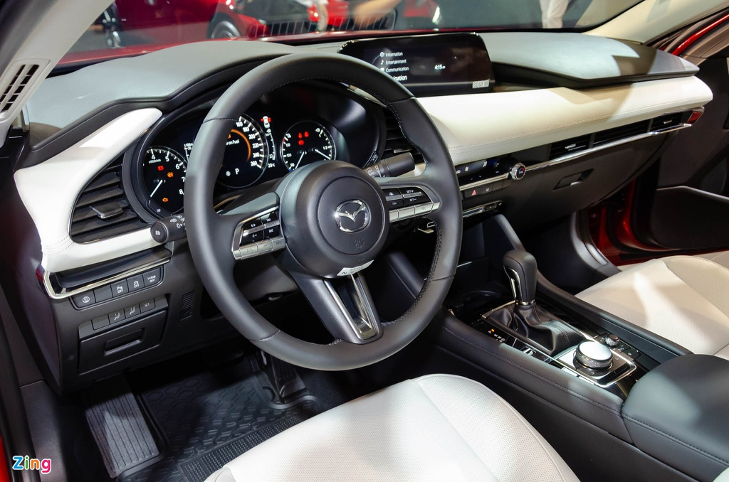 Chon Mazda3 1.5L Deluxe hay Kia Cerato 2.0 Premium voi 700 trieu dong? hinh anh 11 Mazda3_sedan_Zing_24_.jpg