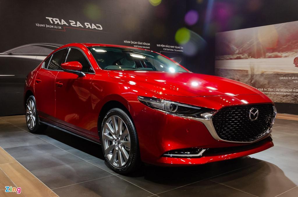 Chon Mazda3 1.5L Deluxe hay Kia Cerato 2.0 Premium voi 700 trieu dong? hinh anh 2 Mazda3_sedan_Zing_2_copy.jpg