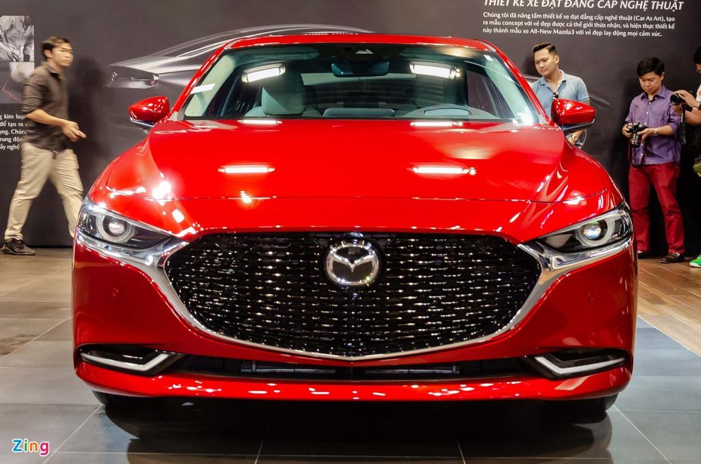 Chon Mazda3 1.5L Deluxe hay Kia Cerato 2.0 Premium voi 700 trieu dong? hinh anh 4 Mazda3_sedan_Zing_6.jpg