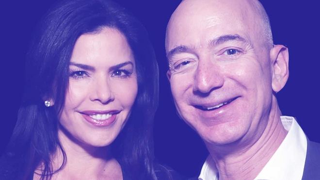 CEO Amazon thue tham tu tim ke lam lo tin nhan ngoai tinh hinh anh 1