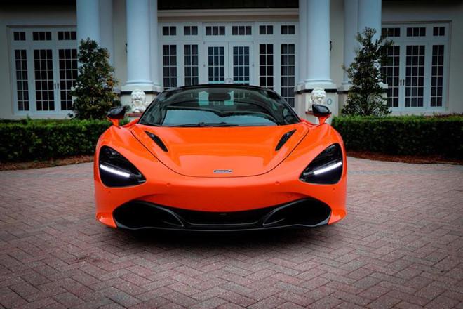 5 ly do tai sao McLaren 720S la sieu xe the thao tot nhat hanh tinh hinh anh 2