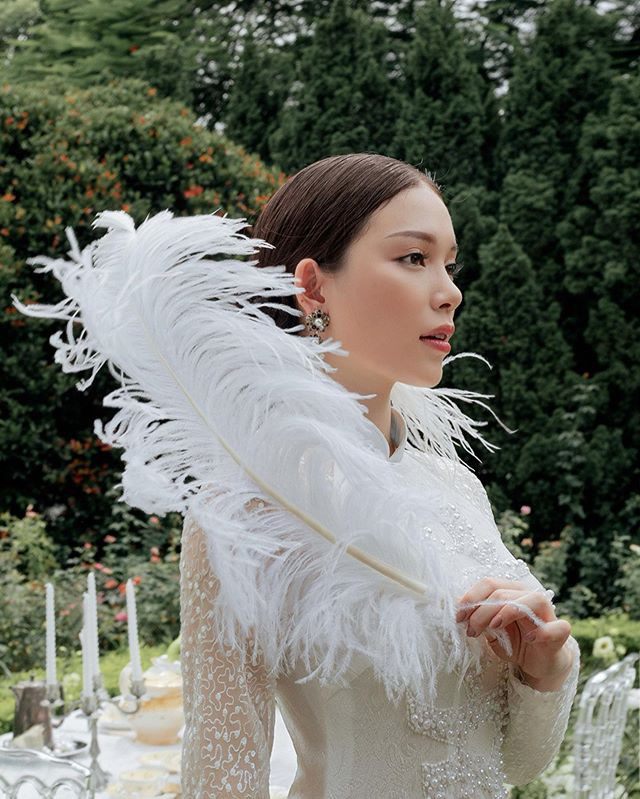 Linh Rin: 'Khong tinh xa khi gap bo me cua Phillip Nguyen' hinh anh 3