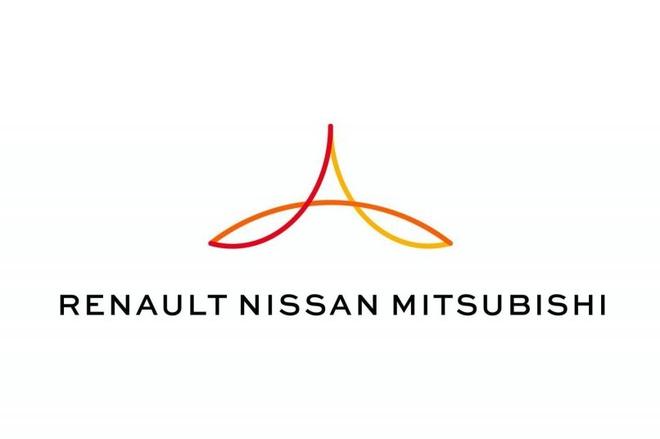 Lien minh Renault-Nissan-Mitsubishi tim duong vuot qua khung hoang hinh anh 1 Renault_Nissan_Mitsubishi_Alliance_logo.jpg