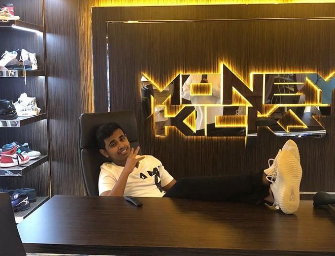 Rich kid 10X Dubai so huu ca vuon thu mini hinh anh 6