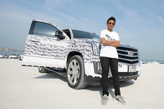 Rich kid 10X Dubai so huu ca vuon thu mini hinh anh 15