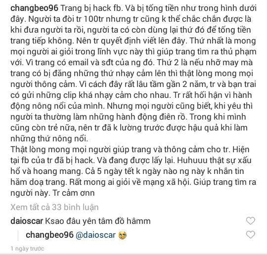 Trong Dai dong vien khi nguoi yeu so bi lo anh nhay cam hinh anh 1 trong_dai_chang_beo.jpg