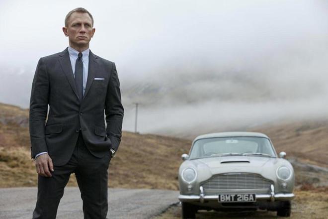 Lo dien loat sieu xe cua diep vien 007 trong 'bom tan' Bond 25 hinh anh 2