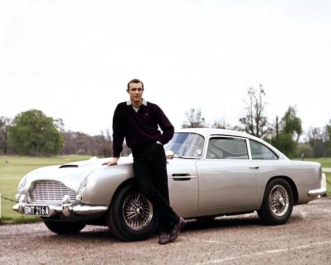 Lo dien loat sieu xe cua diep vien 007 trong 'bom tan' Bond 25 hinh anh 5