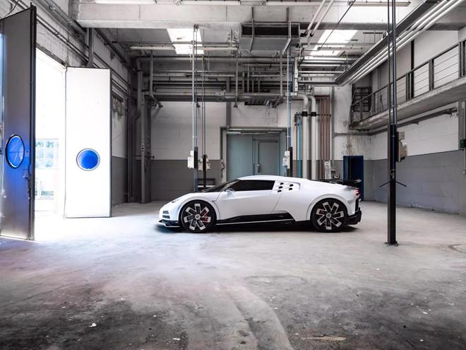 Sieu pham moi cua Bugatti manh 1.600 ma luc, gia 9 trieu USD hinh anh 5