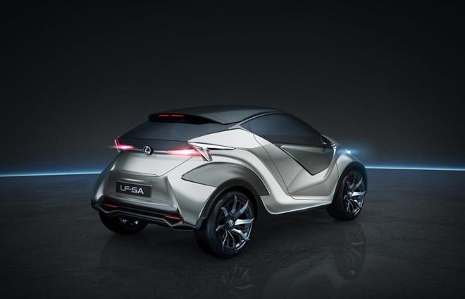 Lexus phat trien hatchback moi - co nho, 2 cua, di trong pho hinh anh 2
