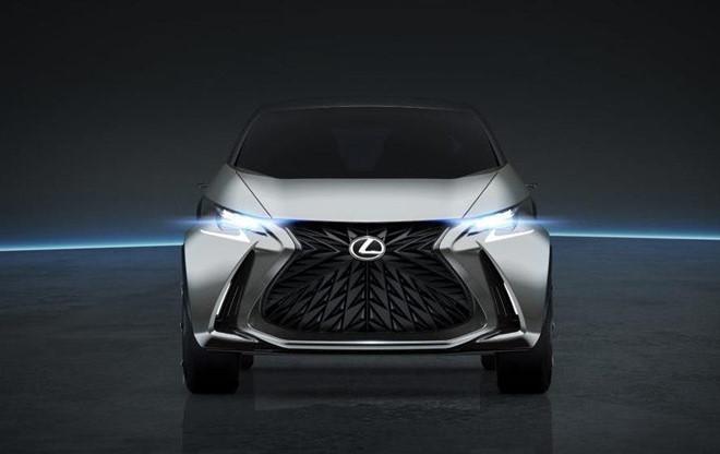Lexus phat trien hatchback moi - co nho, 2 cua, di trong pho hinh anh 1