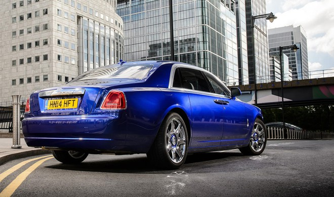 Tam biet Rolls-Royce Ghost hinh anh 2
