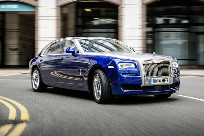 Tam biet Rolls-Royce Ghost hinh anh 1