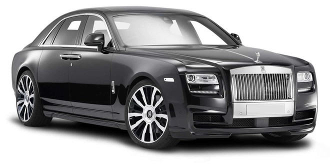 Tam biet Rolls-Royce Ghost hinh anh 6