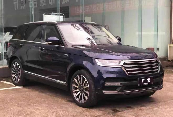 Range Rover Sport nhai cua Trung Quoc gia chi bang 1/10 hinh anh 1