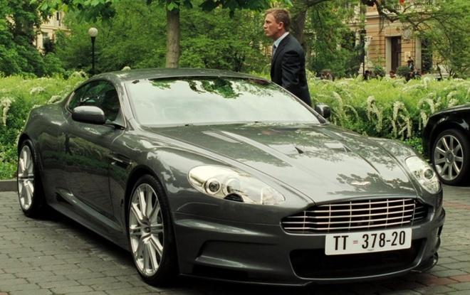 Daniel Craig va nhung lan lai xe cho Bond trong Diep vien 007 hinh anh 4