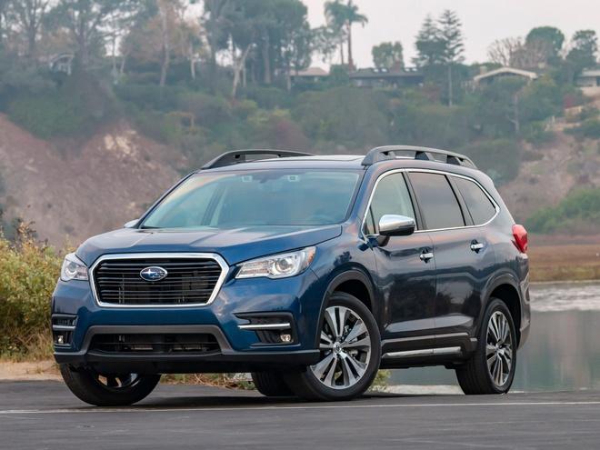 Mua xe gia dinh, chon SUV 8 cho nao? hinh anh 5 Subaru_Ascent_2020.jpg