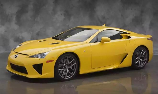Lexus ban xe khong con san xuat 8 nam, thu ve ca trieu USD hinh anh 3 2010_lexus_lf_a_1600x0.jpg