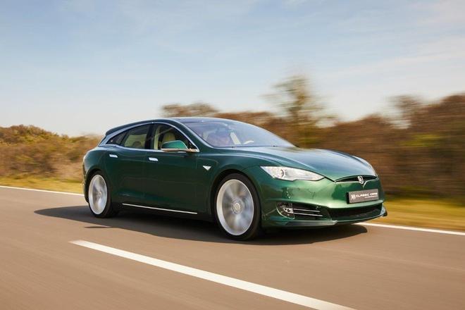 Xe dien Tesla doc nhat co gia gan 250.000 USD hinh anh 1 Tesla_Model_S_Shooting_Brake_17.jpg