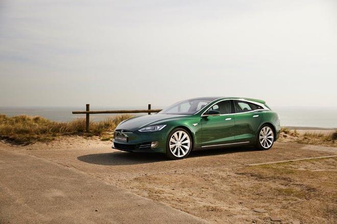 Xe dien Tesla doc nhat co gia gan 250.000 USD hinh anh 3 Tesla_Model_S_Shooting_Brake_6.jpg