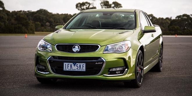 Nghi si Australia tra gia gan 1 USD cho hang xe Holden hinh anh 2 2016_Holden_Commodore_VFII_.jpg