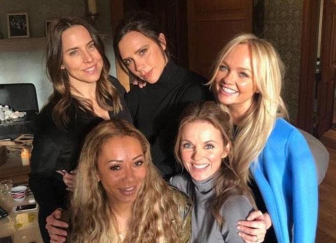Spice Girls muon Victoria tai hop anh 1