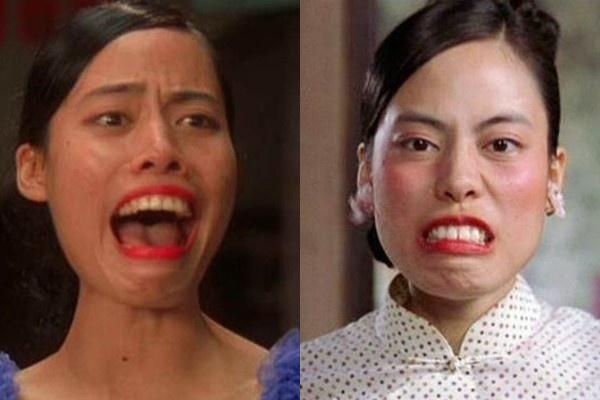 Cu doi doi ngoan muc cua dan sao xau la trong phim Chau Tinh Tri hinh anh 4 heheeee.jpg