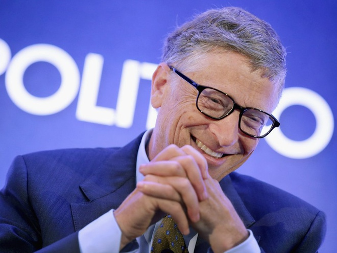 Co 95 ty USD, Bill Gates tieu tien nhu the nao? hinh anh 1