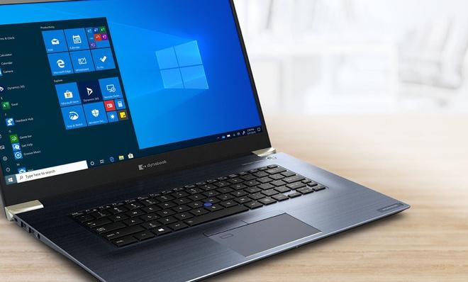 Toshiba ngung ban laptop anh 1