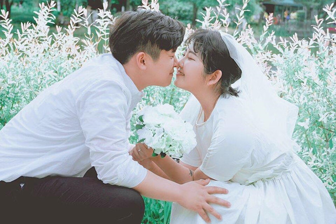 Con gai Choi Jin Sil tu to chuc dam cuoi o tuoi 17 hinh anh 1