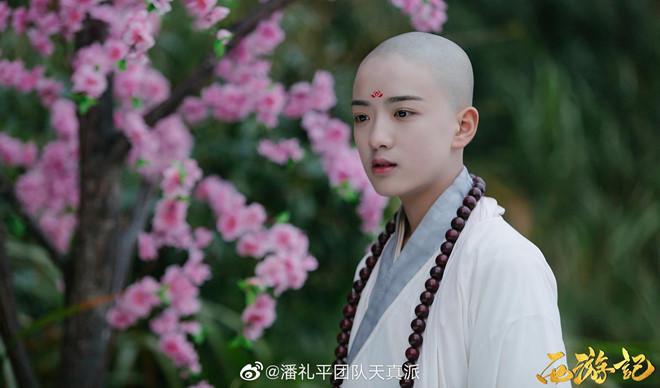 Ve de thuong cua Duong Tang 13 tuoi trong 'Tay du ky' phien ban nhi hinh anh 2