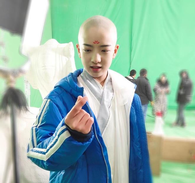 Ve de thuong cua Duong Tang 13 tuoi trong 'Tay du ky' phien ban nhi hinh anh 13