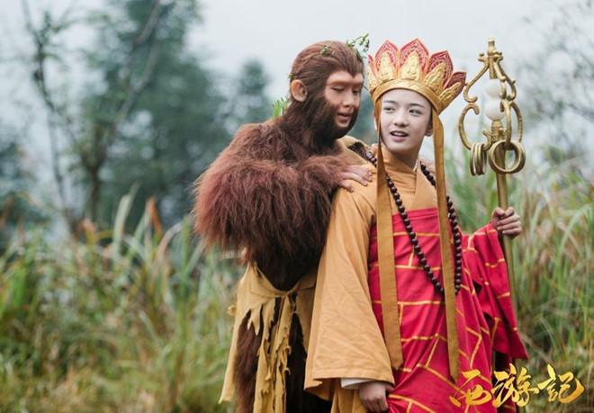 Ve de thuong cua Duong Tang 13 tuoi trong 'Tay du ky' phien ban nhi hinh anh 6