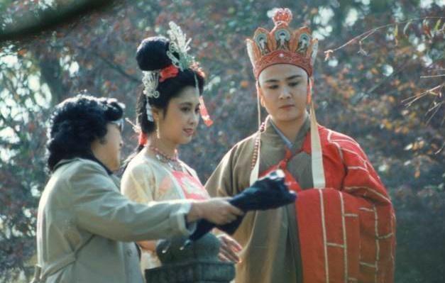 'Nu vuong Tay Luong' Chu Lam - nguoi dep bi an cua 'Tay du ky 1986' hinh anh 2