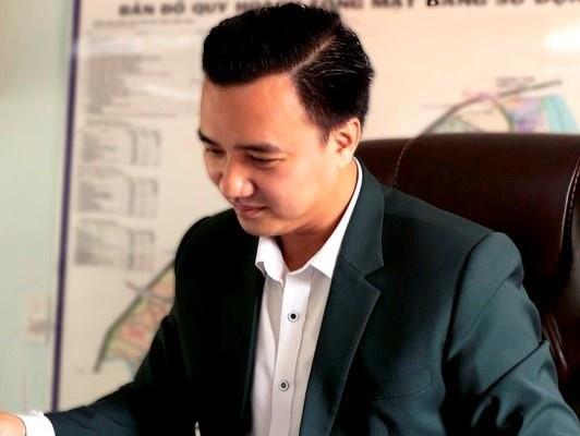 giam doc Cong ty bat dong san Phat An Gia anh 1
