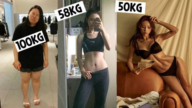 Cô gái giam 50 kg trong 2 nam 7