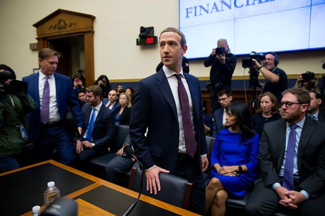 Di dau cung de tieng xau, Mark Zuckerberg that su nen nghi huu hinh anh 2