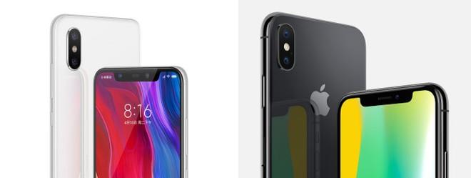 Xiaomi nhieu lan nhai san pham Apple hinh anh 6
