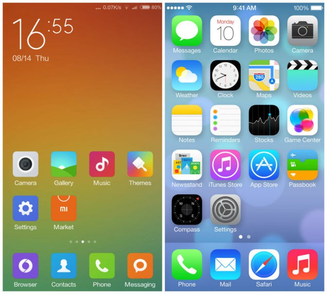 Xiaomi nhieu lan nhai san pham Apple hinh anh 12