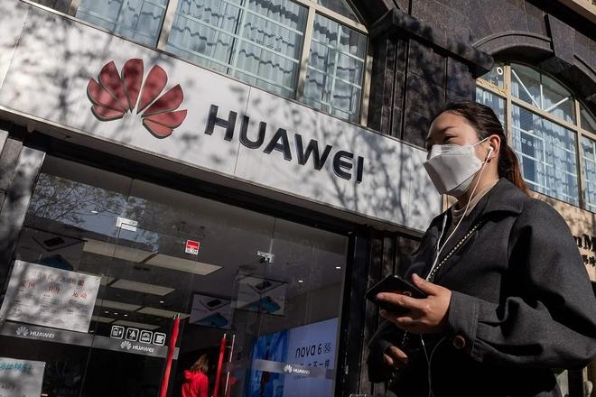My tiep tuc 'cam cua' Huawei them mot nam hinh anh 1 Huawei_AFP.jpg
