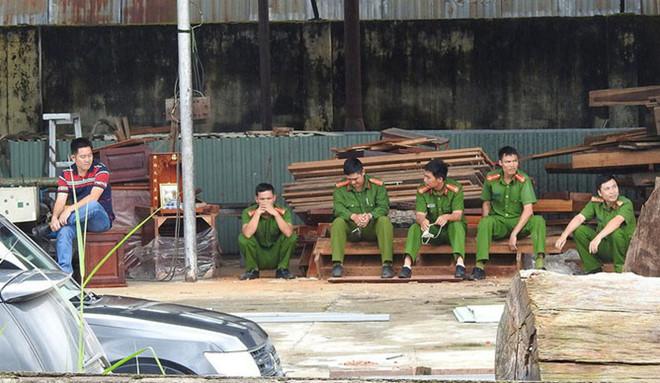 Noi nguoi Trung Quoc chua 13 tan vat lieu san xuat ma tuy hinh anh 3
